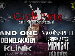 Plakat 2014 Castle Party