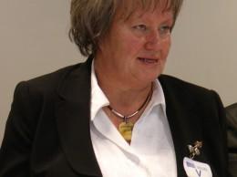 Irena Rogowska, wójt gminy Lubin, przewodnicząca Koalicji