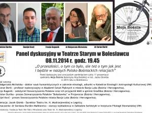 Panel dyskusyjny 08.11.2014