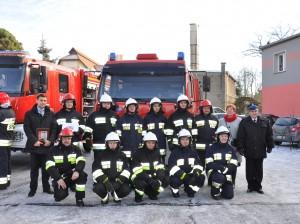 Straż pożarna w Jaworze z nowym wozem (7)