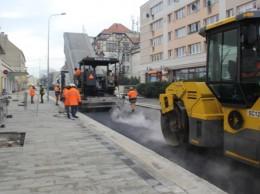 Jaworzyńska - asfalt (1)