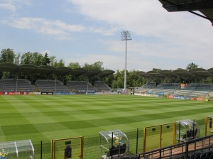 Stadion pod dachem