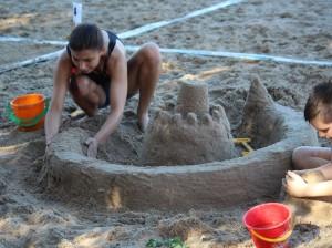 Rzeźby w piasku