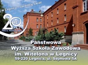 PWSZ im. Witelona w Legnicy - Dzień Otwartych Drzwi