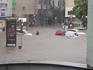 Wuppertal pod wodą
