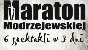 Maraton Modrzejewskiej
