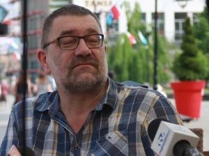 Jacek Głomb FOT. Piotr Kanikowski