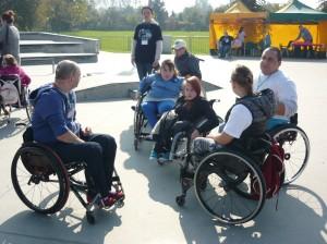 Skatepark niepełnosprawni 1