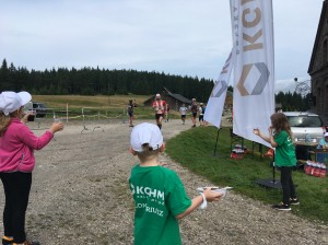 Wolontariusze KGHM w Jakuszycach