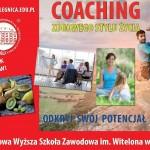 Plakat - coaching
