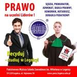 Studiuj Prawo w PWSZ im. Witelona w Legnicy