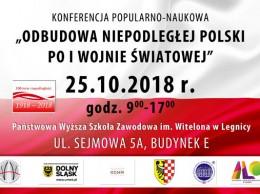 Odbudowa niepodległej Polski po I wojnie światowej - 1