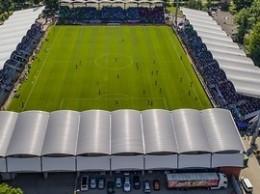 Inwestycje na stadionie
